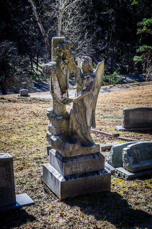 Lucy Ann Cliff grave