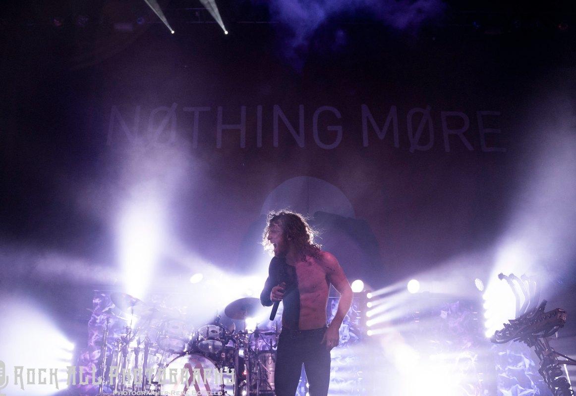 Nothing More - San Antonio, TX - 3/23/19 by Rene Botello