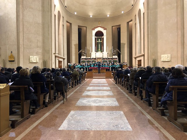 Concierto Benéfico en Meda (Italia)
