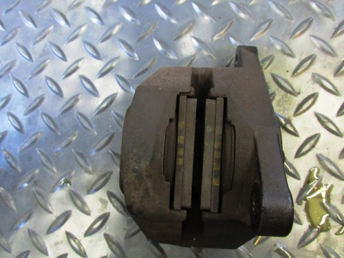 Brembo Front Disk Brake Pads Are Barely Worn