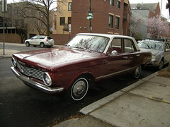 Plymouth Valiant on Passyunk