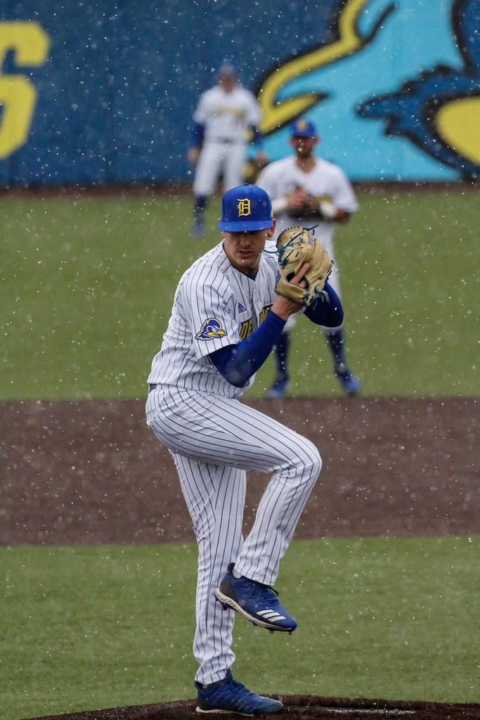 UD vs. Fairfeild baseball - 3/8/19