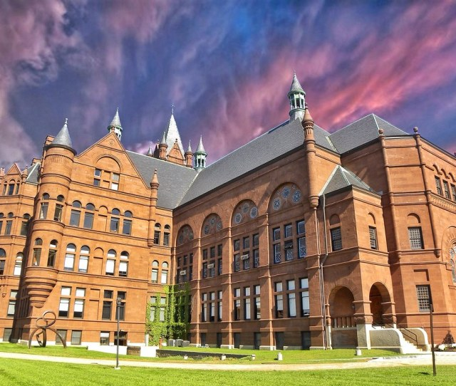 Crouse College Syracuse University Syracuse Ny Flickr