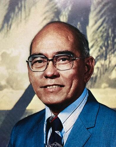 Senator Pedro Cruz Sanchez