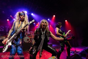 Steel Panther @ The Commodore Ballroom - April 11th 2019