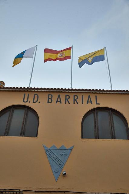 La UD Barrial conmemora su aniversario
