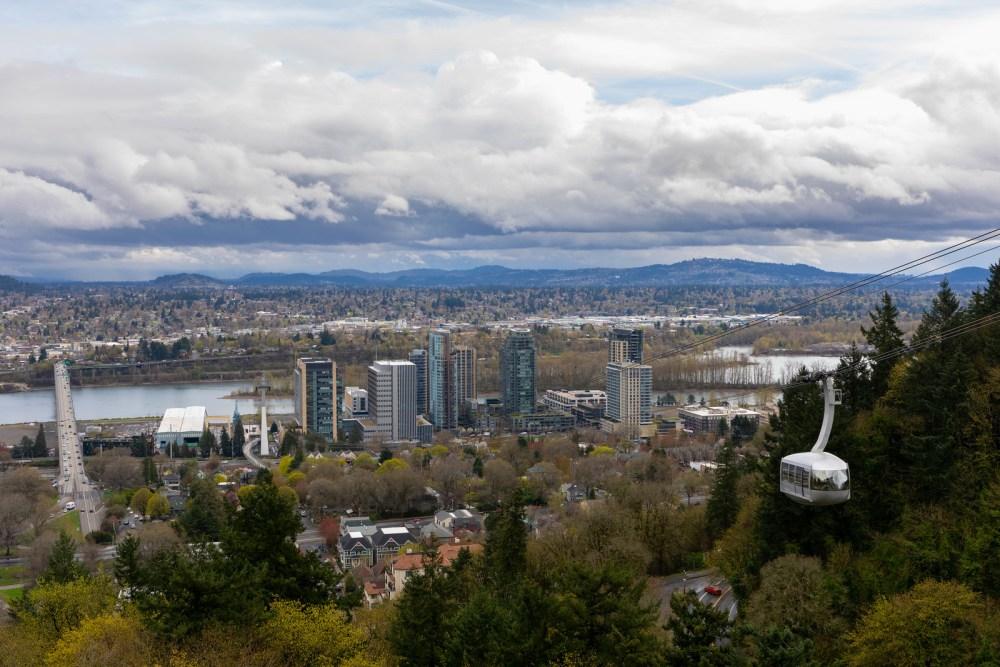04.03. Portland Aerial Tram