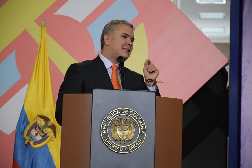 Ivan Duque, Presidente de Colombia | © Colombia Productiva /… | Flickr