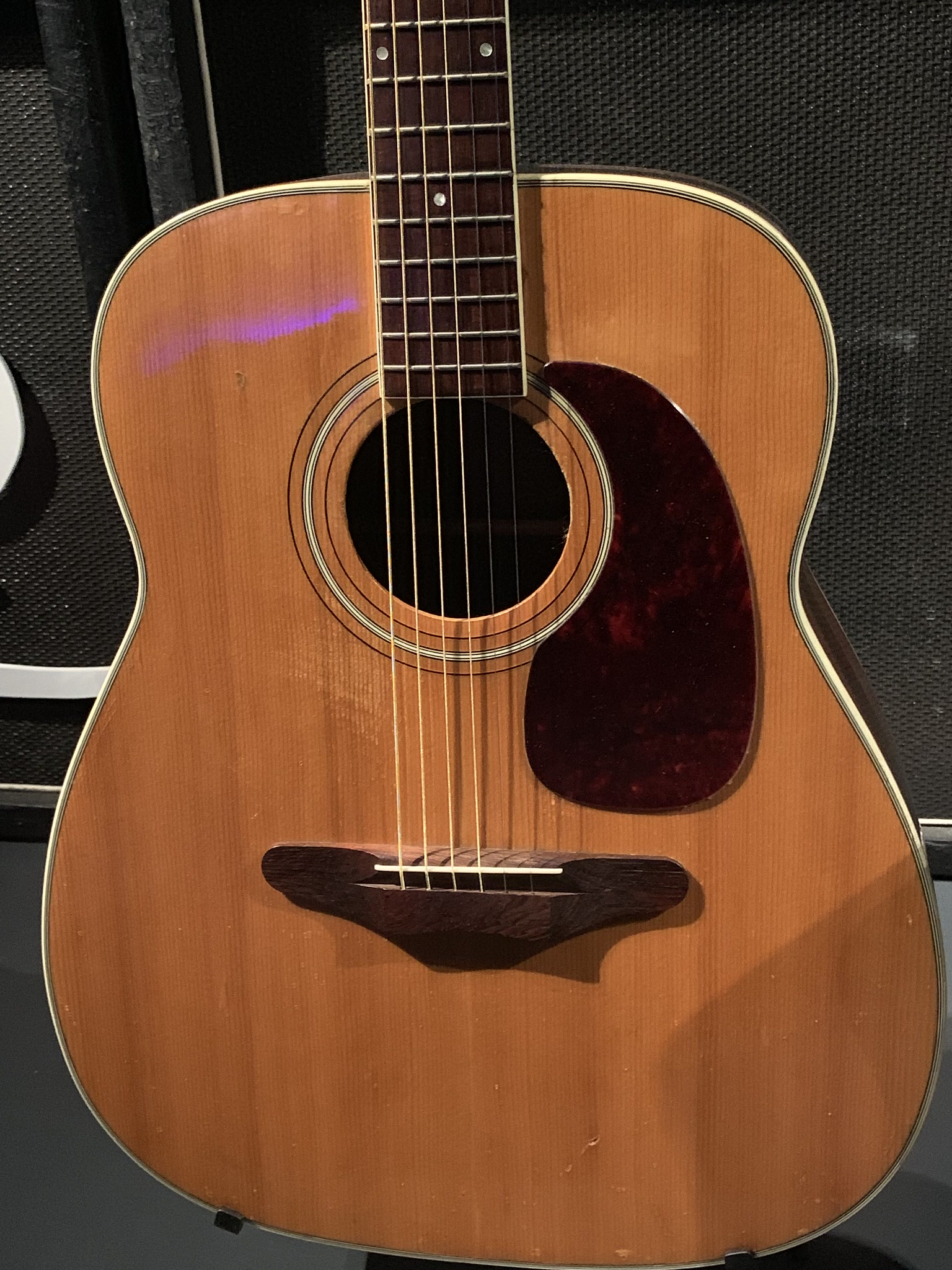 Jimmy Page  Harmony Sovereign H1260 Acoustic