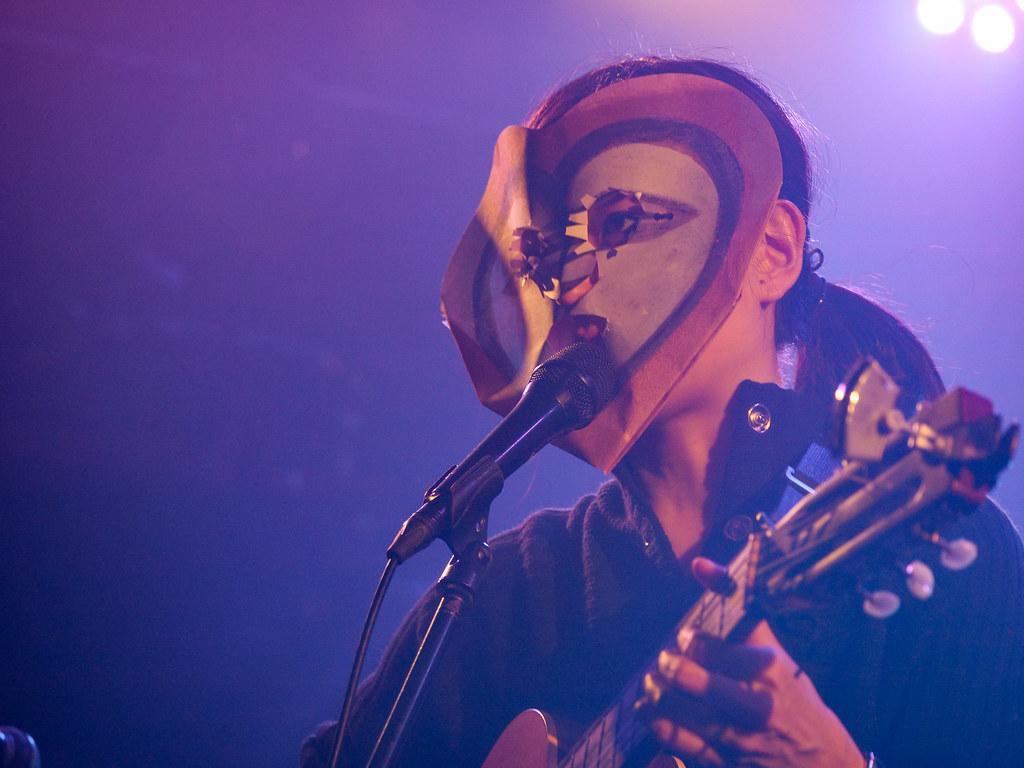P1095503.jpg   2019.02.13 王榆鈞與時間樂隊 Yujun Wang & Times 來日公演@青…   Flickr