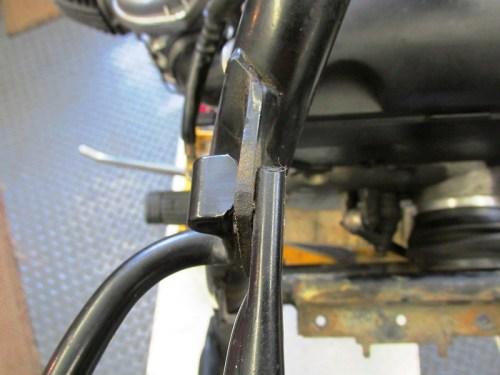 Removing Rear Sub-frame