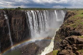 Dit zijn de Rainbow Falls, waarom is wel duidelijk zo denk ik.