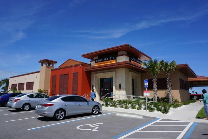 Daytona Beach Restaurant: Cocina 214, March 29, 2019