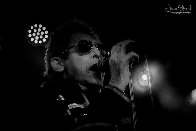 Eddie & The Hot Rods Barrowland Glasgow 16th March 2019