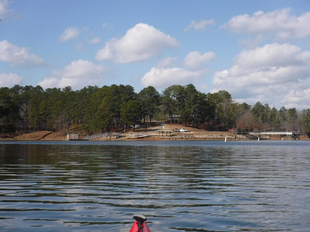 Clark Hill Reservoir-100