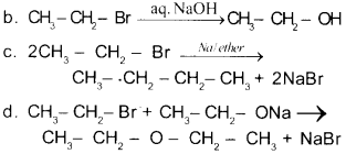Plus Two Chemistry Chapter Wise Previous Questions Chapter 10 Haloalkanes and Haloarenes 15