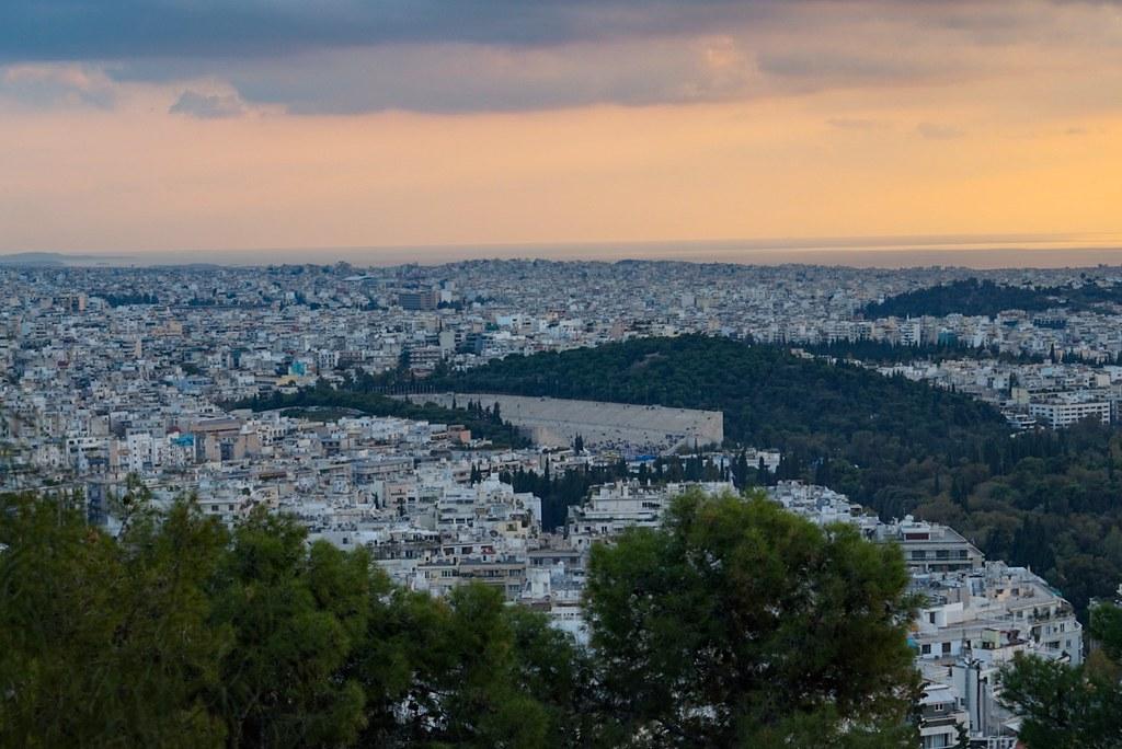 Lycabettus-kukkula, Ateena