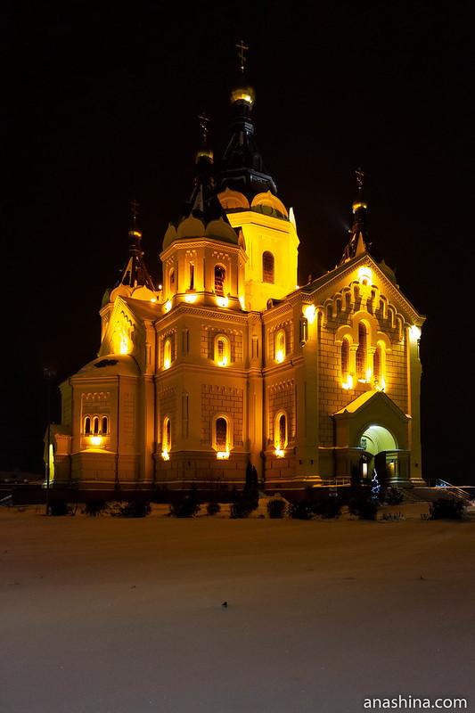 Собор Александра Невского, Нижний Новгород