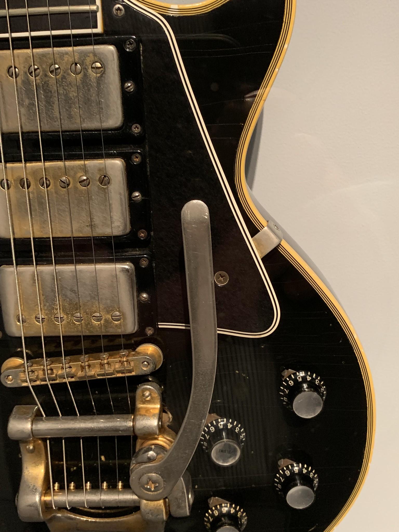 Jimmy Page Custom Les Paul - Black Beauty