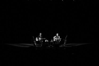 Lyle Lovett & Shawn Colvin