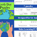 Earth Day Puzzles