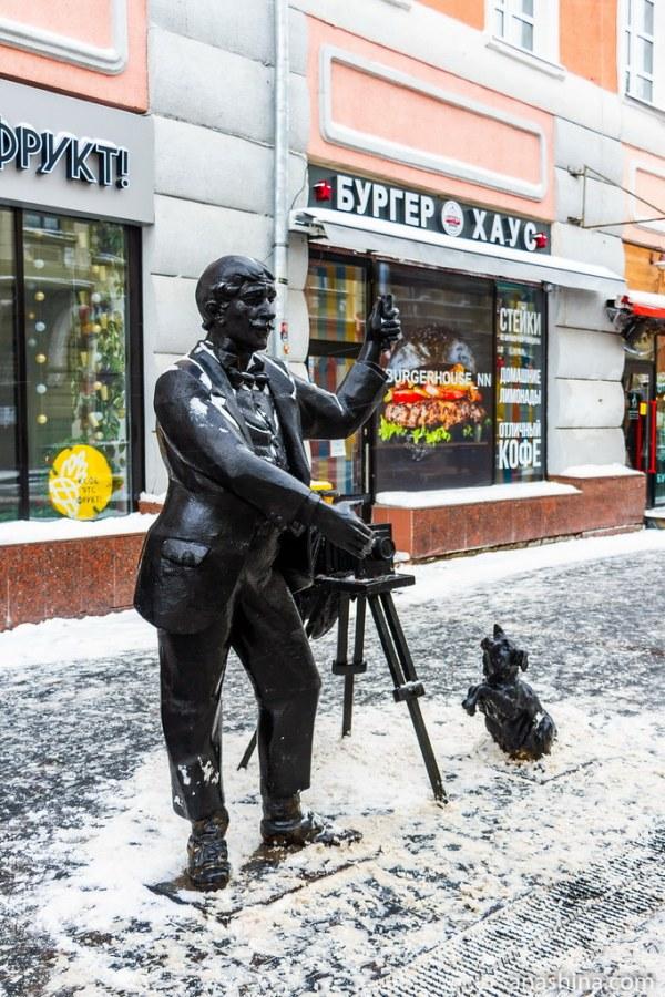 Фотограф, Большая Покровская улица, Нижний Новгород