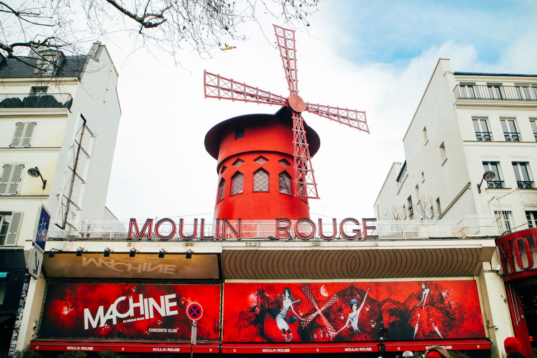 Moulin Rouge, Parigi