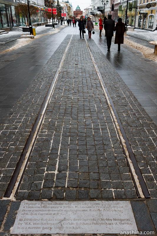 Трамвай, Нижний Новгород
