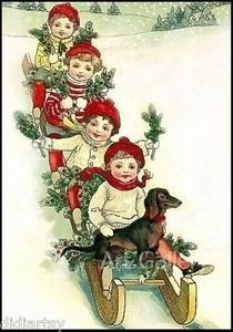 220983b10316ed43f3713d6f2619088f--vintage-christmas-cards-victorian-christmas