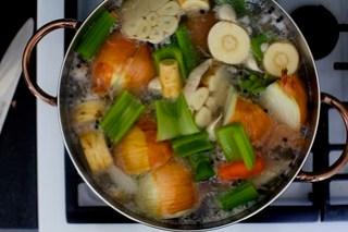 simmering