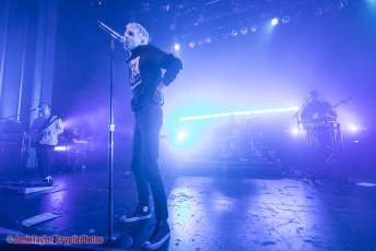 The Neighbourhood + HEALTH + Field Medic @ The Vogue Theatre - April 10th 2018