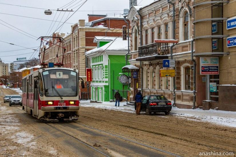 Октябрьская улица, Нижний Новгород
