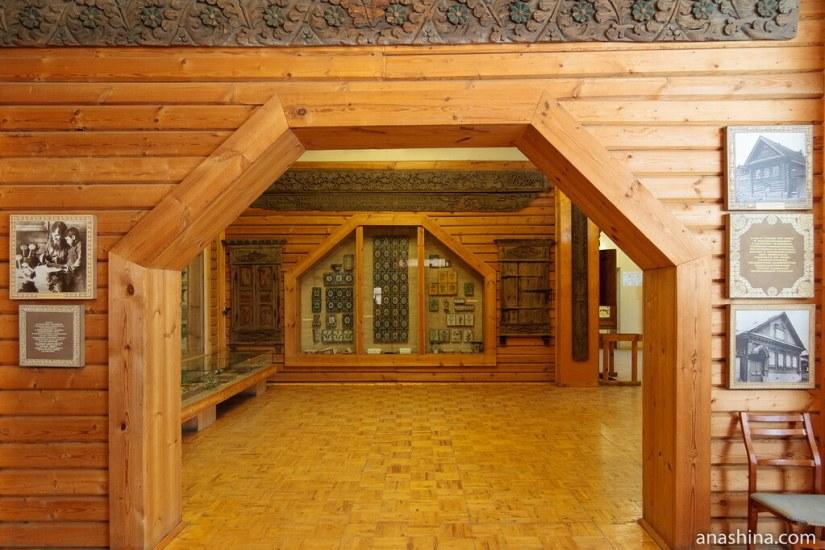 Интерьер музея истории художественных промыслов Нижегородской области, Нижний Новгород