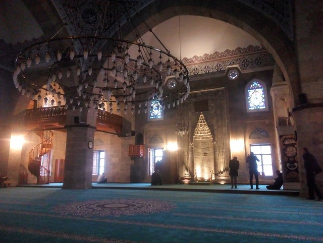 Lalapaşa Cami -- I think this was the first time I had been inside by bryandkeith on flickr