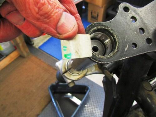 PVC Pipe Spacer for Spring Preload