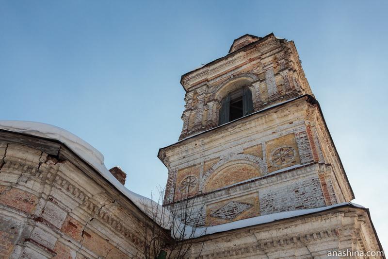 Входоиерусалимская церковь, Солигалич