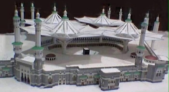 2573 12 Interesting Facts about the World's Largest Umbrella to be installed in Masjid al Haram 01