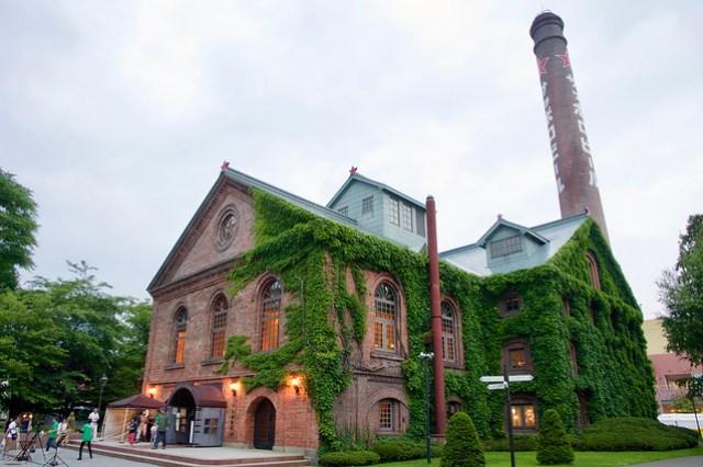 サッポロビール博物館 Sapporo Beer Museum