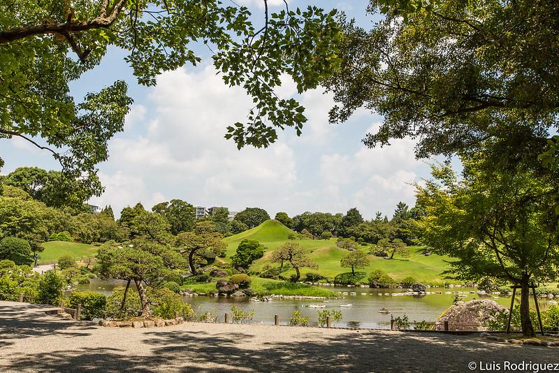 Jardines Suizen-ji Jōju-en de Kumamoto
