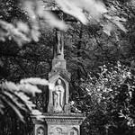 Kegyeleti szobor (Háromháza)__Németh András