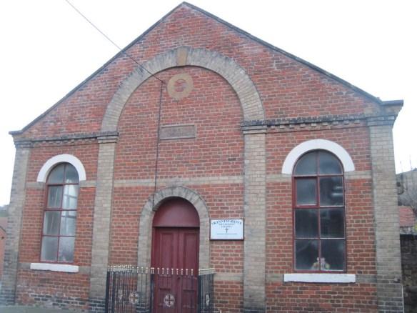 Skinningrove Chapel