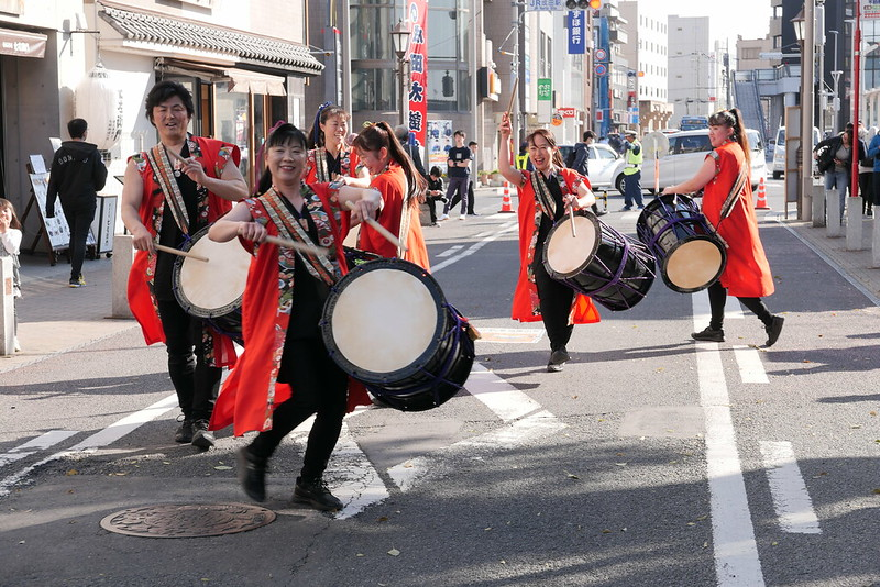 street drum marching 02