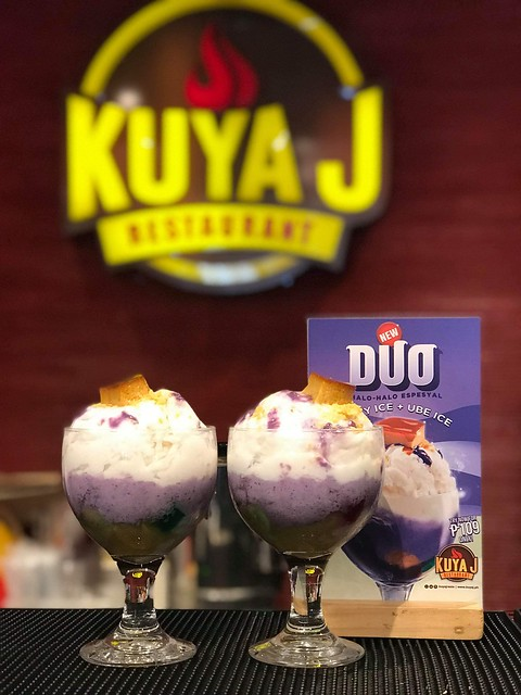 Kuya J New Duo Halo-halo Espesyal