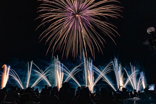 第70回諏訪湖祭湖上花火大会-11