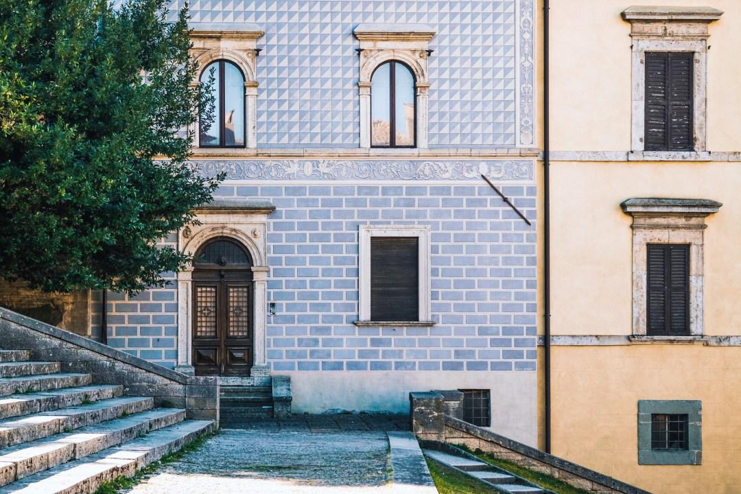 Chiesa di San Fortunato, Todi