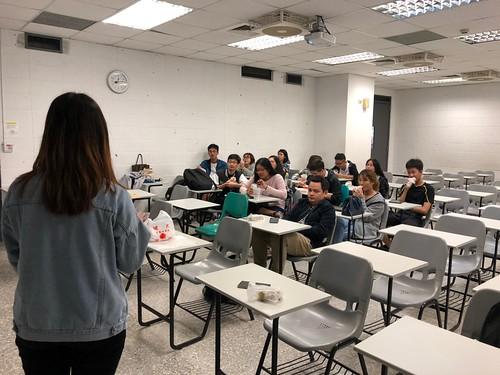 元智大學「華語聊天室」引領國際學生認識傳統文化 (1)