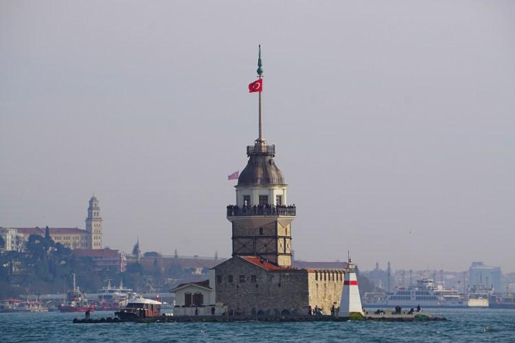 Kız Kulesi (The Maiden's Tower)