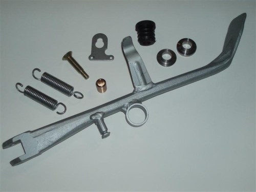 Side Stand Repair Kit Components [SOURCE: MAX BMW]