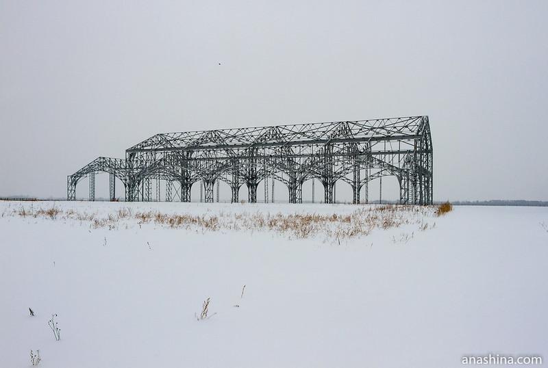 Павильоны Главного здания XVI Всероссийской промышленной и художественной выставки 1896 года, Нижний Новгород