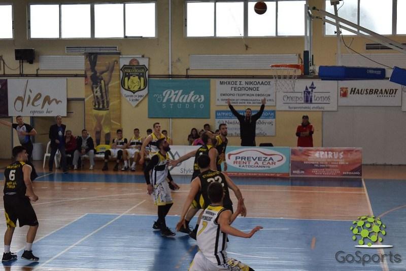 ΣΚ Νικόπολη vs Ίκαροι Τρικάλων 2018-19